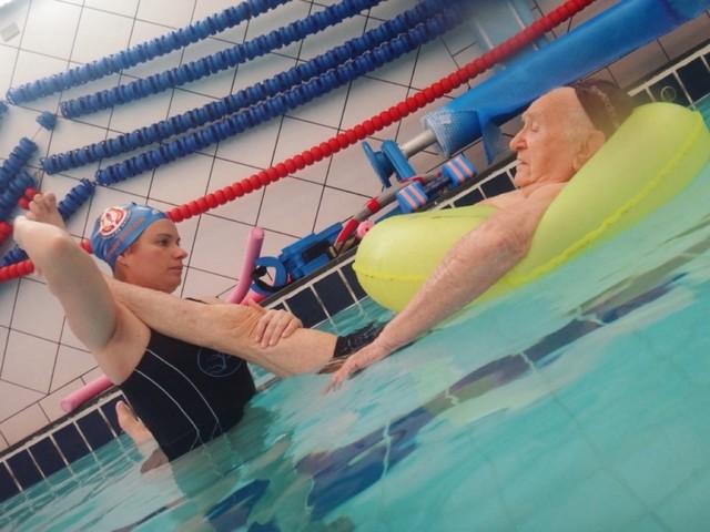 Hidroterapia para AVC Luz - Hidroterapia para Gestantes
