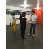 aula de dança de salão individual Morumbi