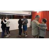 aula de dança de salão para idosos Cidade Jardim