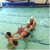aula de hidroginástica para idosos preço Centro