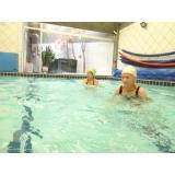 aula de hidroginástica para idosos Santa Efigênia