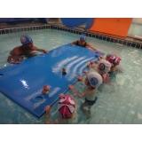 aula de natação para bebe de 2 anos preço Ibirapuera