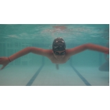 aula de natação para intermediários Glicério