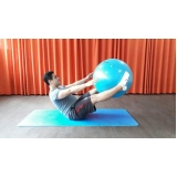 aula de pilates aéreo Consolação