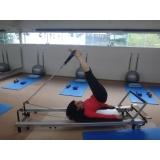 aula de pilates aparelhos Jardim Paulistano