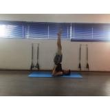 aula de pilates avançado preço Moema