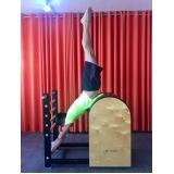 aula de pilates avançado Bela Vista