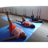 aula de pilates para idosos preço Bela Vista