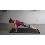 aula de yoga academia Liberdade