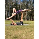 aula de yoga completa preço Aclimação