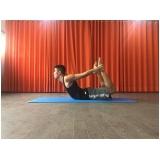 aula de yoga e meditação República