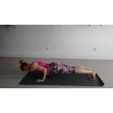 aula de yoga para gestantes Brooklin
