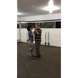 aula de dança de salão forró