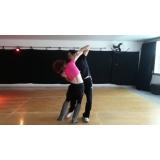 aula de dança de salão gafieira