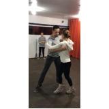aula de dança de salão para idosos