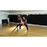 aula de dança de salão particular