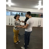 aulas de dança de salão forró Centro
