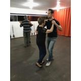 aulas de dança de salão para terceira idade Aclimação