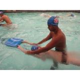 aulas de natação Bom Retiro