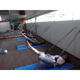 aulas de pilates Jockey Club