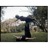 Aula de Yoga Intermediário