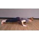 aula de yoga para gestantes