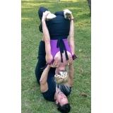 aulas de yoga intermediário Bela Vista