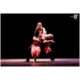 dança de salão casal Higienópolis
