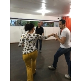 dança de salão forró origem