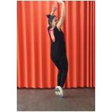 escola de dança sapateado preço Santa Cecília