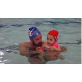 escola de natação para bebê sp preço Jardim América