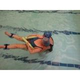 escola de natação para deficientes físicos Sé