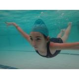 escola de natação para iniciantes preço Centro