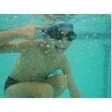 escola de natação Luz