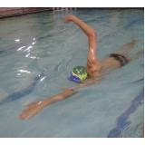 escola de natação para emagrecer
