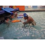 escolas de natação infantil Jockey Club
