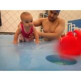 escolas de natação para bebê sp Jardim Paulistano
