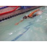 escolas de natação para competição República