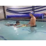 escolas de natação para emagrecer Campo Belo