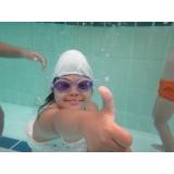 escolas de natação para iniciantes Cidade Jardim