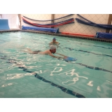 escolas de natação Brooklin