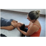 fisioterapia para coluna cervical Jardim Europa