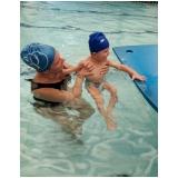 hidroterapia para bebê