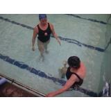 hidroterapia para idosos