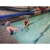 hidroterapia para a coluna Santa Cecília