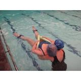 hidroterapia para idoso Aclimação