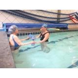 hidroterapia para idosos preço Vila Buarque