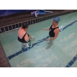 hidroterapia para joelho Santa Cecília