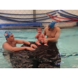 onde encontrar escola de natação para bebê sp República