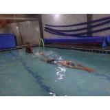 onde encontrar escola de natação para competição Bela Vista